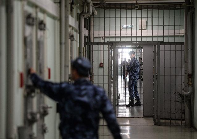une prison russe (image d'illustartion)