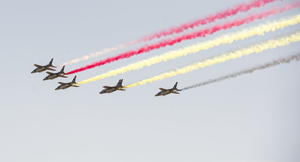 La Belgique réussit son défilé et chambre la France
