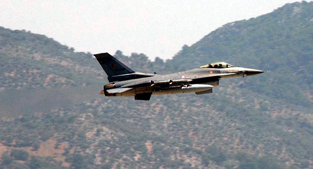 Un F-16 turc