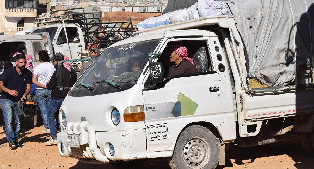 Les réfugiés syriens quittent le Liban