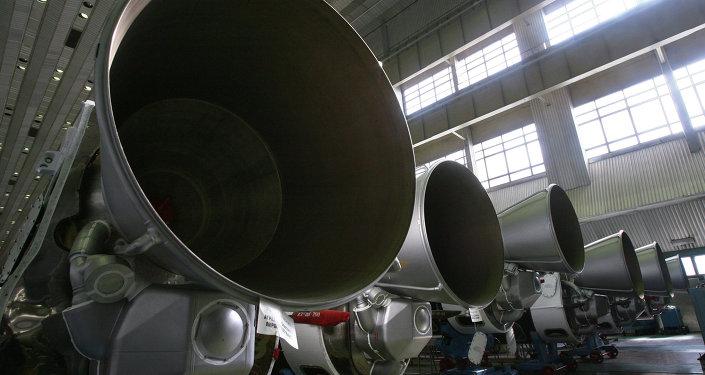 Le centre de production et de recherche spatiale Khrounitchev