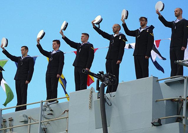 Marins britanniques