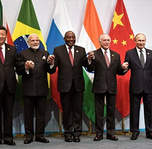 La photo des dirigeants des Brics