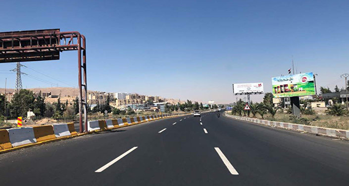 Ministre syrien: faire du pays une partie de la nouvelle Route de la Soie