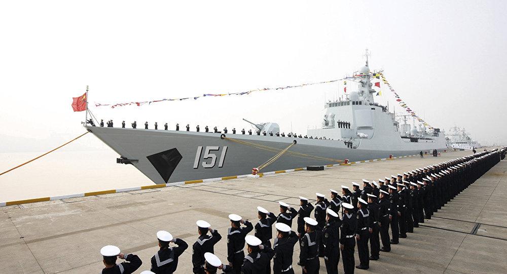 destroyer de type 052C