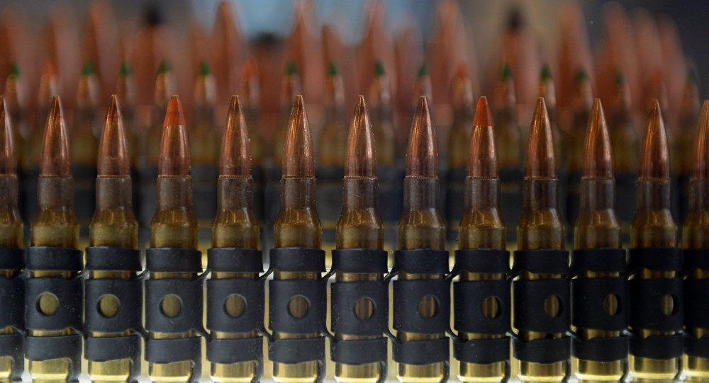 Des munitions (image d'illustration)