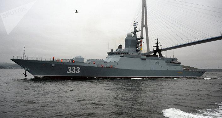 La corvette Soverchenny