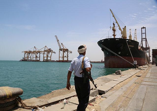 Le port de Hodeïda