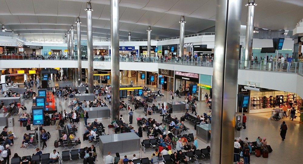 Aéroport de Londres-Heathrow (image d'illustration)