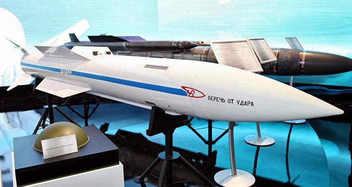 Missile air-air russe R-37М (RVV-BD)