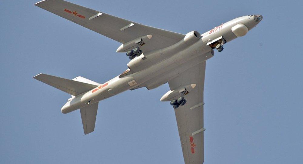 Bombardier stratégique Xian Hong-6K