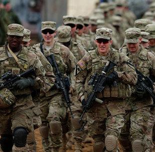 Soldats US
