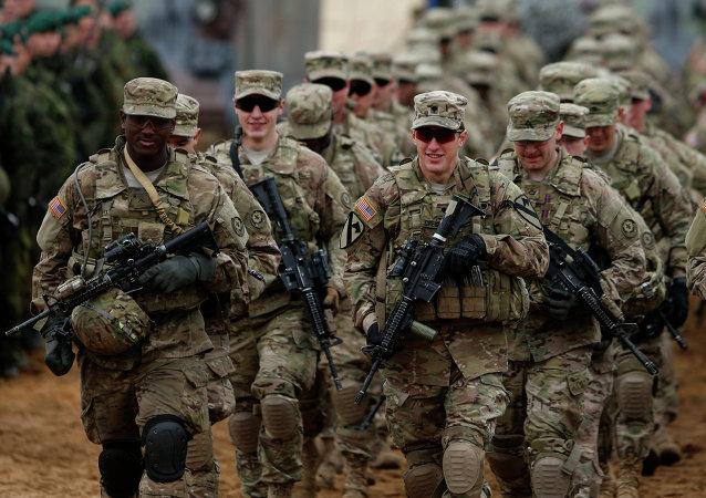 Soldats US (image d'archive)