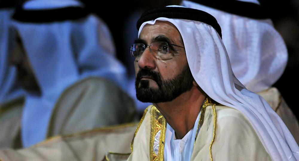 Mohammed ben Rachid Al Maktoum