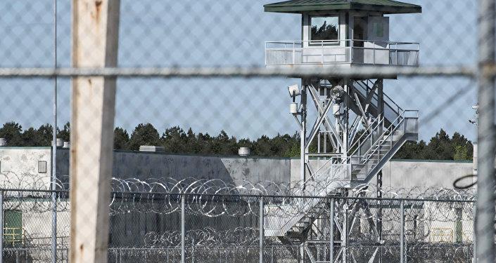 Prison américain, image d'illustration