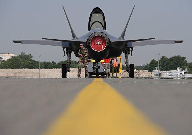 F-35 fighter