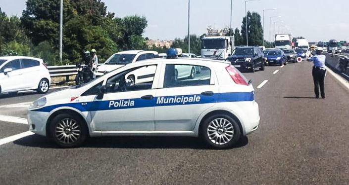 police de Bologne
