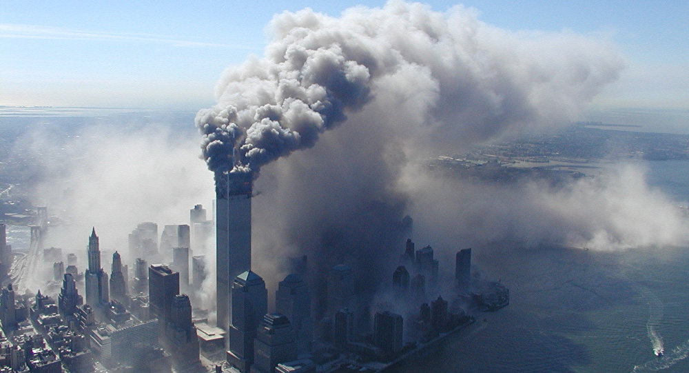 Une attaque contre World Trade Center le 11 septembre