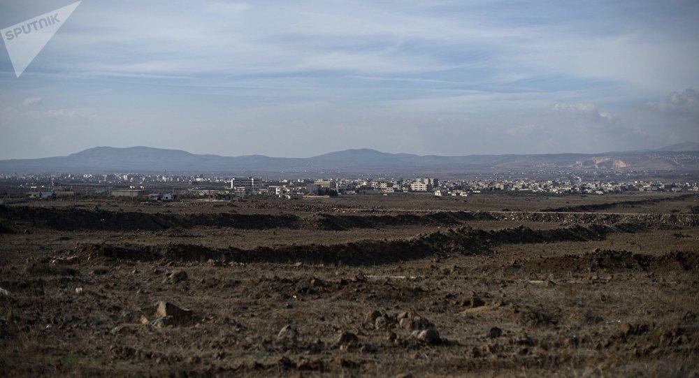La province syrienne de Kuneitra
