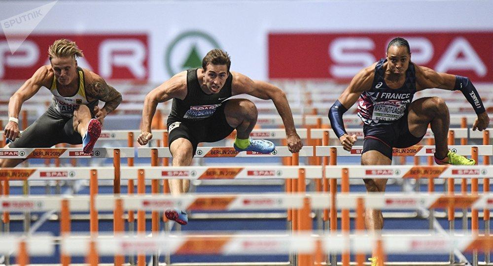 Les championnats sportifs européens