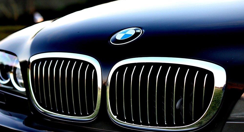 Une BMW