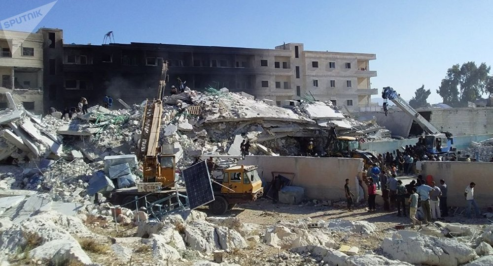 Une explosion à Idlib, en Syrie: des dizaines de victimes