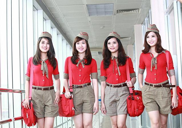 La compagnie aérienne vietnamienne à bas prix VietJet Air