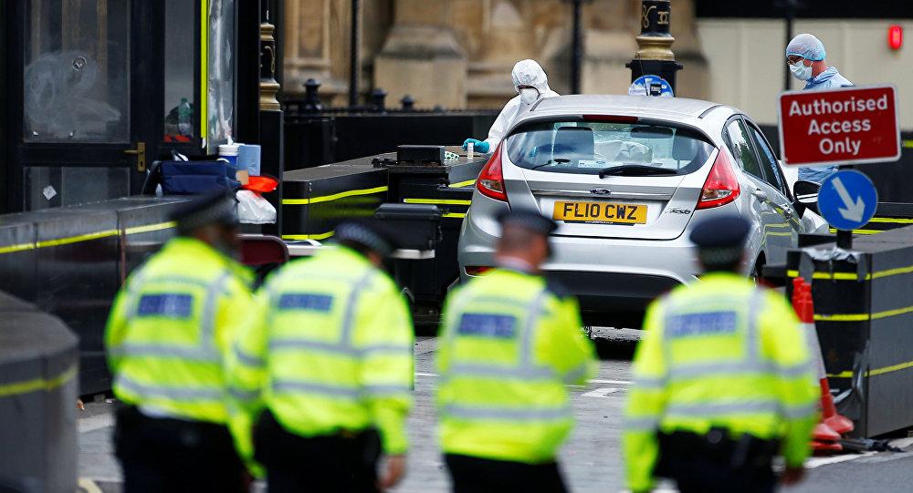 L'identité du conducteur ayant fauché des piétons à Londres revélée