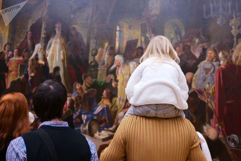 Il y a 125 ans, la galerie Tretiakov ouvrait ses portes au public