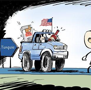 Sanctions US: la Turquie contre-attaque