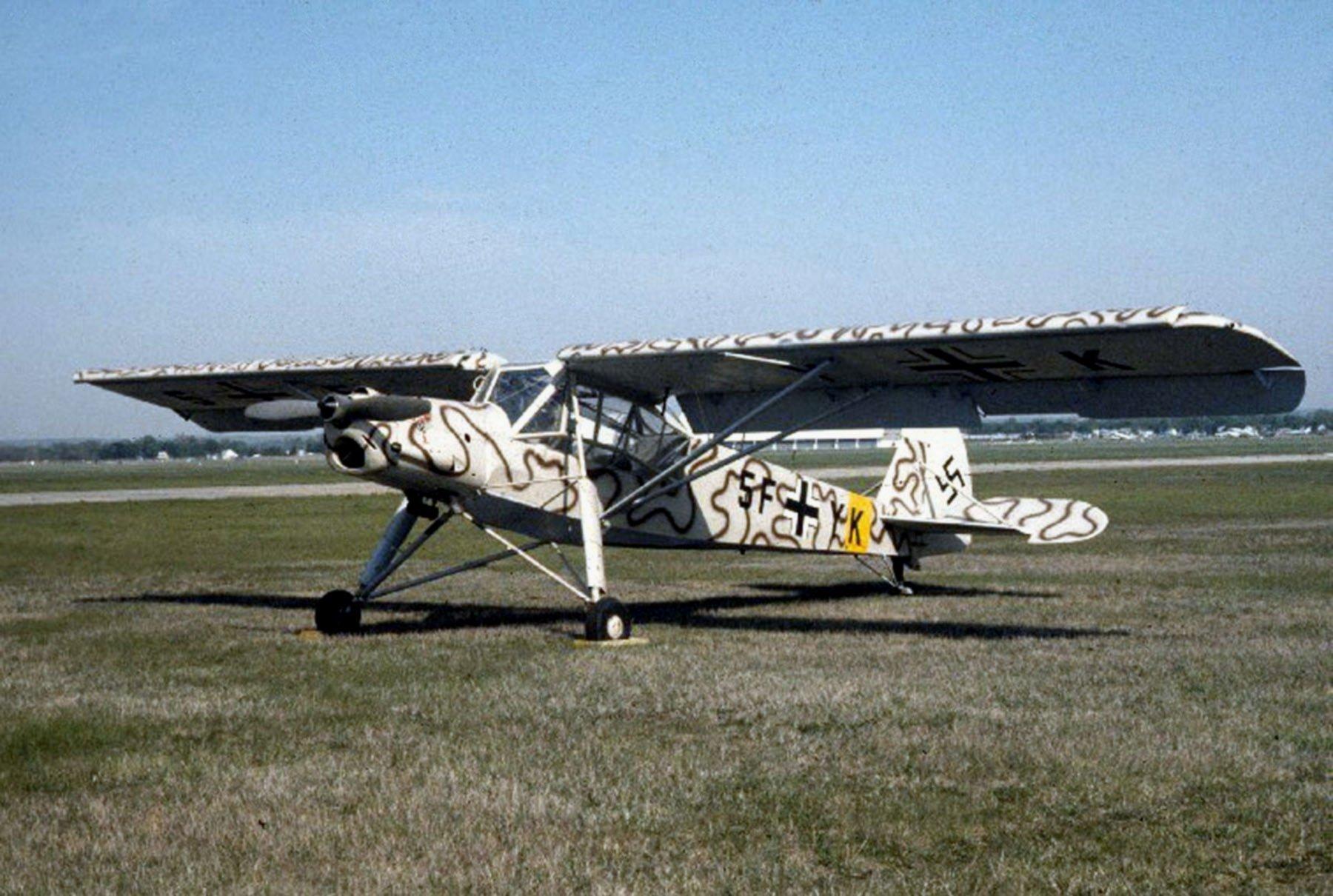 Fieseler Fi 156C-1 Storch (image d'illustration)