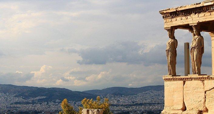 Grèce, image d'illustration