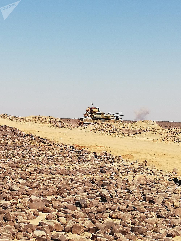 Le désert de Soueïda