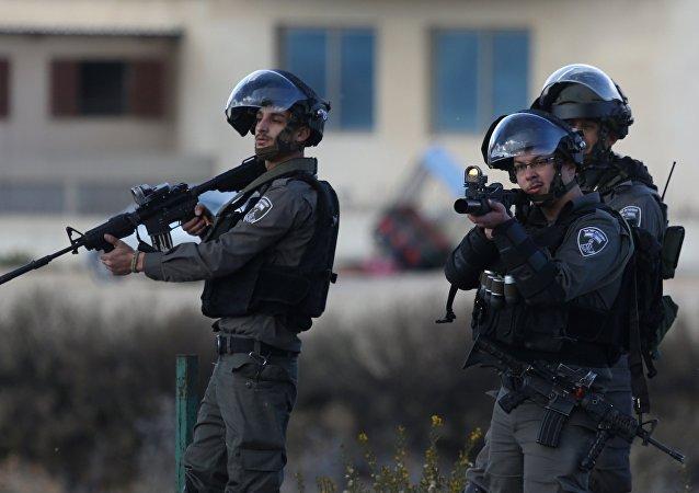 Militaires israéliens