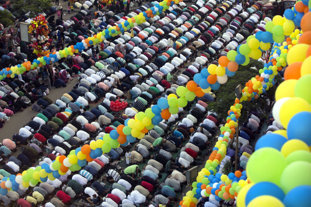 La fête du Kurban Bayram en Russie et dans le monde