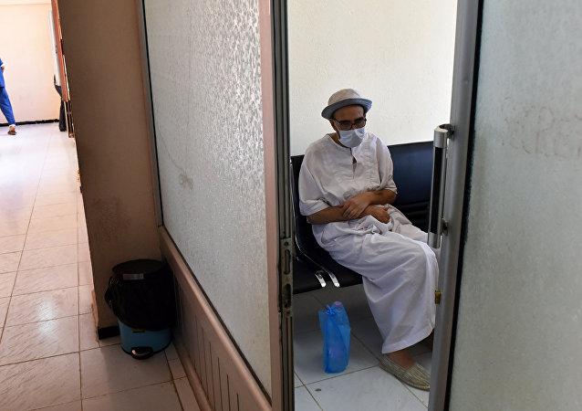 l`hopital en Algérie
