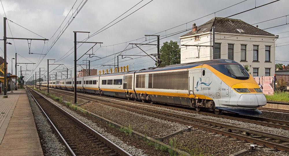 une gare de Flandre (image d'illustration)