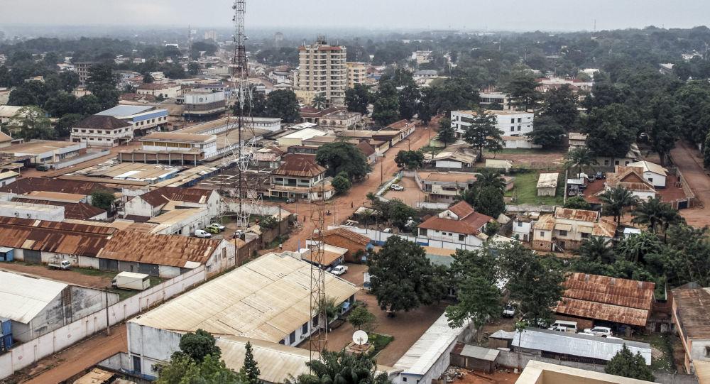 Bangui, Centrafrique
