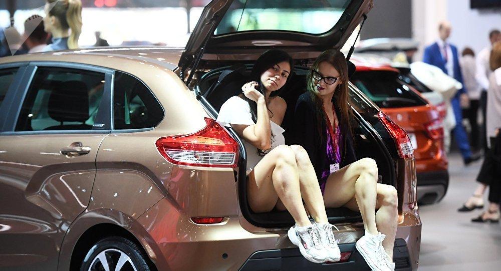 Salon international de l'automobile de Moscou