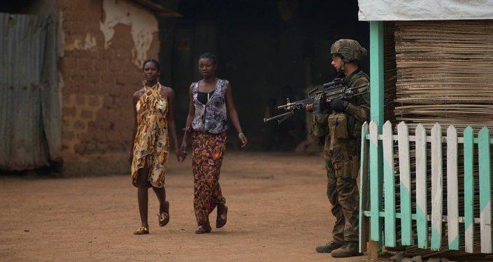 République centrafricaine. Photo d'archive