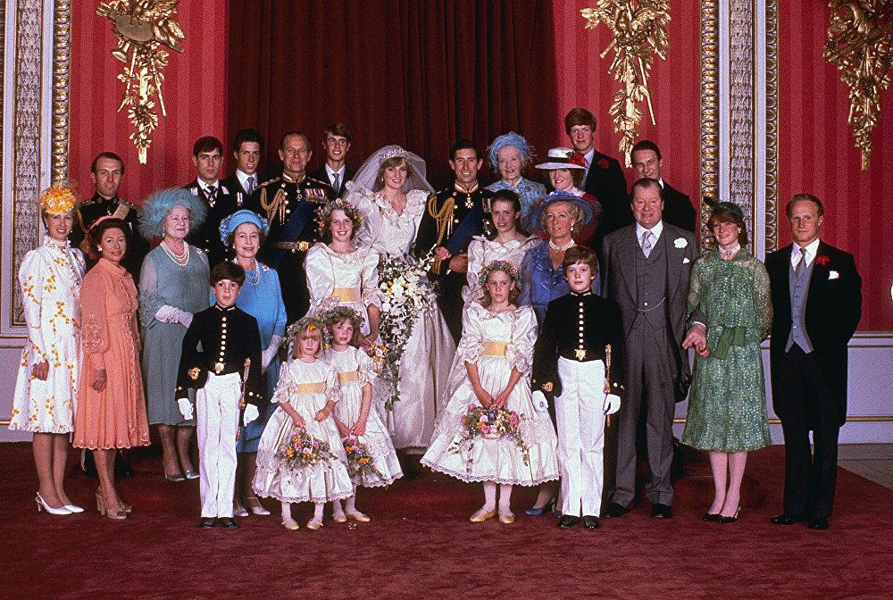 Une lettre où elle accusait prince Charles refait surface — Lady Diana