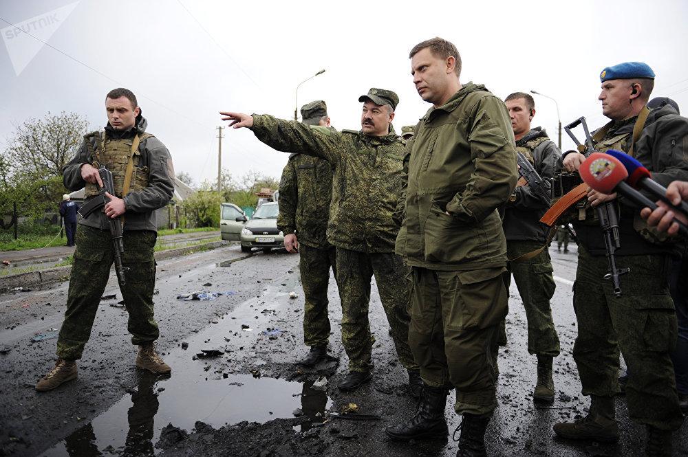 Alexandre Zakhartchenko: «Un homme toujours sur le fil du rasoir»