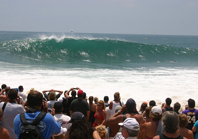 The Wedge, Newport Beach