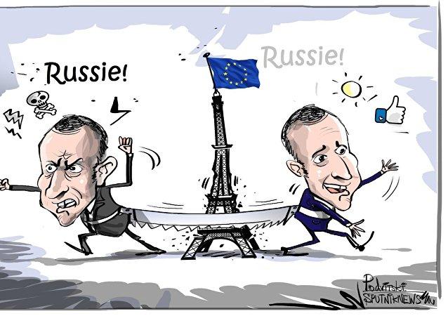 Macron l'Inconstant