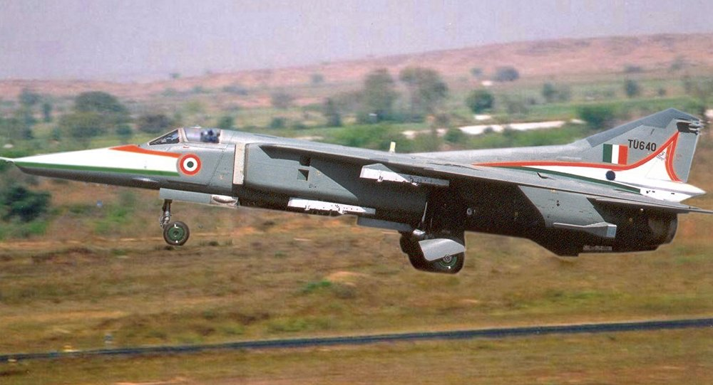 MiG-27 indien