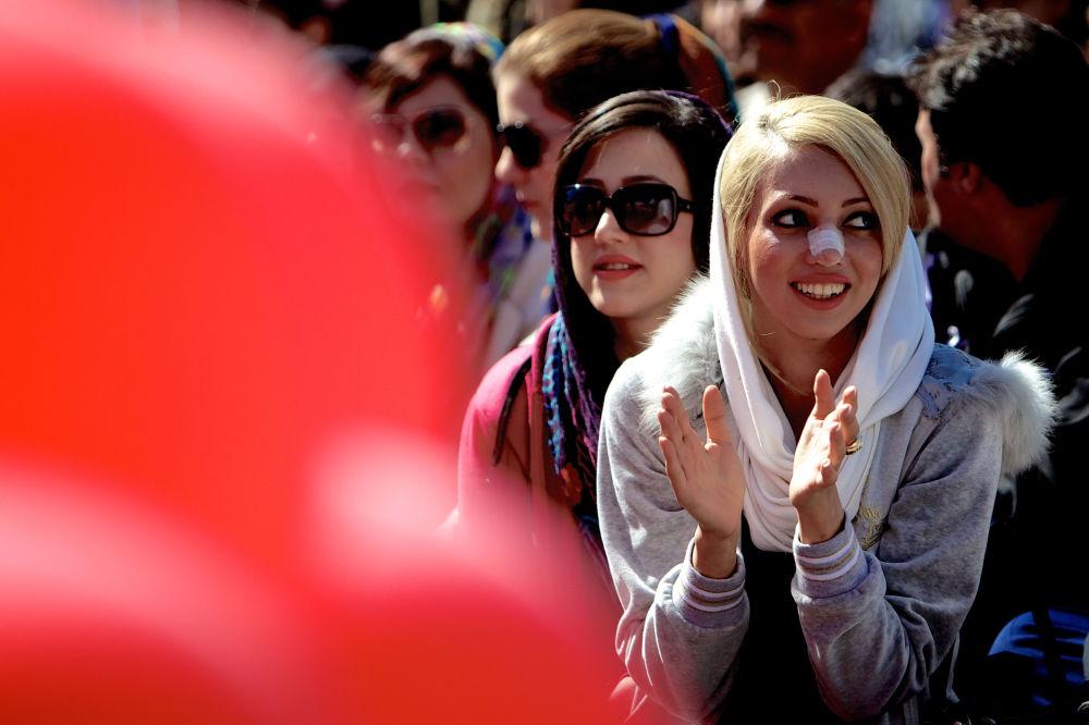 Les standards de la beauté féminine dans différents pays