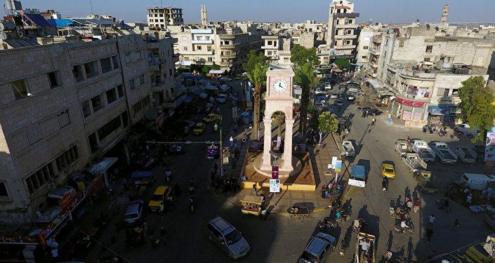 Idlib. Photo d'archive