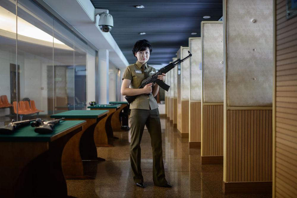 Beauté et discipline: portraits des femmes nord-coréennes