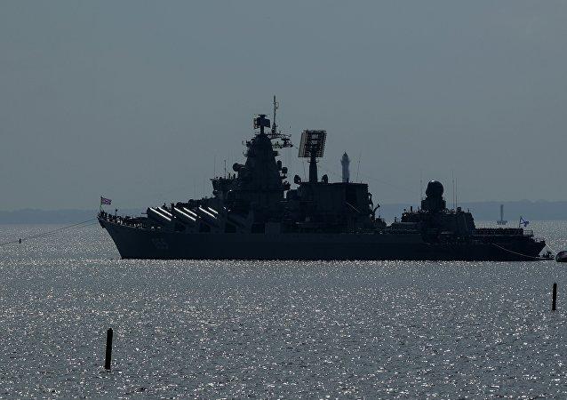 Croiseur lance-missiles Marchal Oustinov