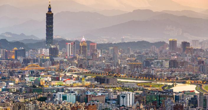 Taipei, capitale de Taïwan